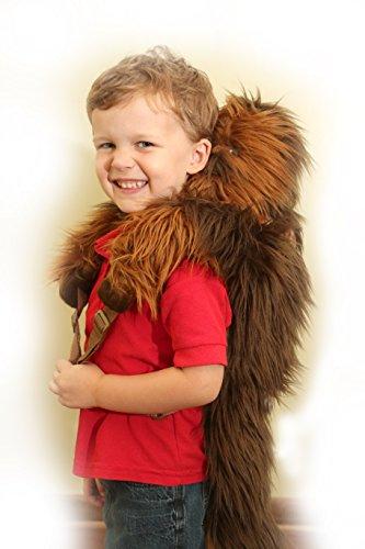 Comic-Images-Chewbacca-Buddies-Backpack-0-1