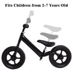 Costzon-12-Classic-No-Pedal-Balance-Bike-Walking-Bicycle-for-Kids-Age-2-5-w-Adjustable-Seat-and-Handle-Height-0-1