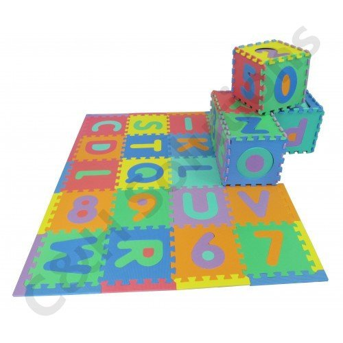 Deluxe-Alphabet-Number-Mats-6-x-6-Puzzles-Learning-Mats-By-CH-0
