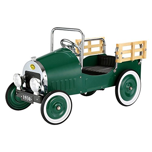 Dexton-Kids-Retro-Pickup-Truck-Pedal-Riding-Toy-0