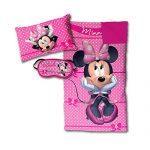 Disney-Minnie-3-Piece-Sleepover-Set-with-Sleeping-Bag-Pillow-and-Eye-Mask-0