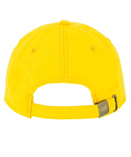 Disney-Parks-Bright-Yellow-Donald-Duck-Hat-Cap-NEW-0-0