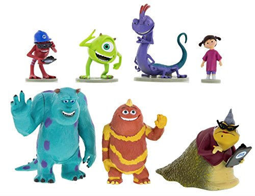 Monsters Inc Cake Supplies