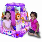 Disney-Sofia-The-First-Princess-in-Training-Playland-with-20-Balls-0-0