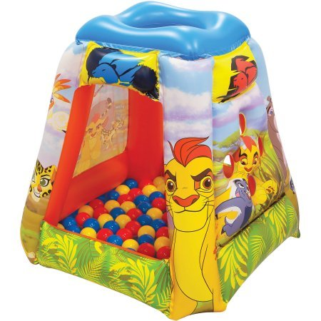 Disney-the-Lion-Guard-Mark-of-the-Pride-Playland-with-20-Balls-Fun-Colorful-Vibrant-Safe-for-Kids-0
