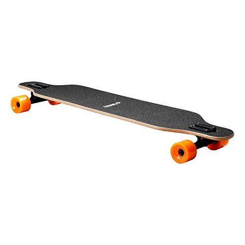 ENKEEO-41-Inch-Drop-Through-Longboard-Skateboard-Complete-for-Carving-Downhill-Cruising-Freestyle-Riding-0-1