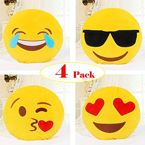 Emoji Keychain Dreampark Key Chain Mini Plush Poop Pillows Party Favors For Kids Christmas Birthday Supplies