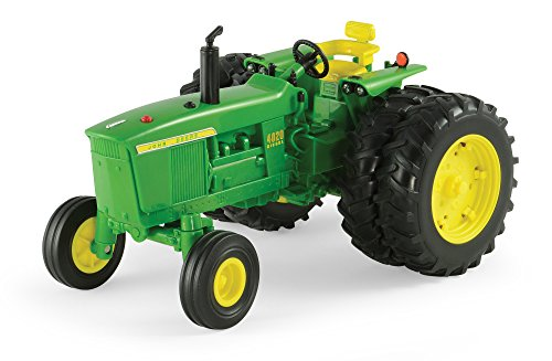 John Deere Ride On Toys >> Ertl Big Farm 1:16 John Deere 4020 Wide Front Tractor | Hobby Leisure Mall