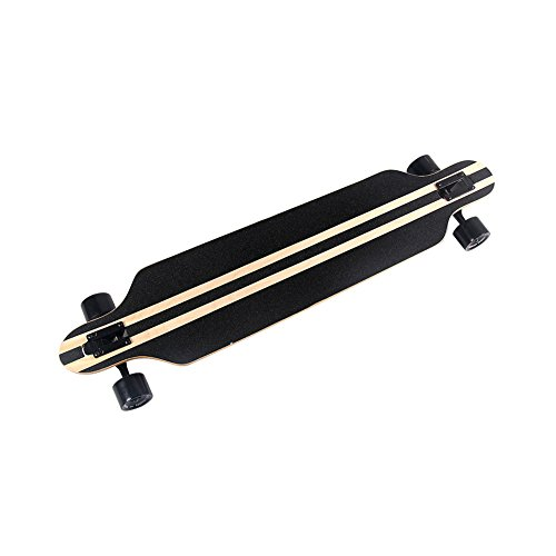 Esright-41-in-Maple-Drop-Down-Longboard-Complete-Skateboard-0