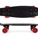 Flybar-22-Inch-Complete-Plastic-Cruiser-Skateboard-Custom-Non-Slip-Deck-Multiple-Colors-0