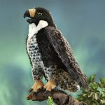 Folkmanis-Peregrine-Falcon-Hand-Puppet-0-1