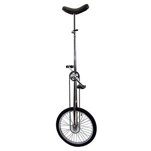 Fun-20-Inch-Wheel-Super-Tall-Chrome-Unicycle-0