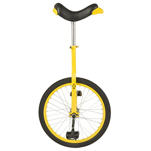 Fun-20-Inch-Wheel-Unicycles-in-Red-Black-Blue-and-Yellow-0