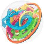 Gyronaut-Jumble-Bundle-Alpha-and-Omega-Puzzle-Balls-with-437-Challenging-Obstacles-and-Display-Stand-0-0