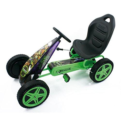 Hauck-Teenage-Mutant-Ninja-Turtles-Go-Kart-0-0