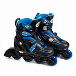 High-Bounce-Rollerblades-Adjustable-Inline-Skate-0