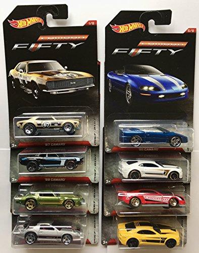 Hot Wheels Camaro Fifty 1967 2017 Exclusive 8