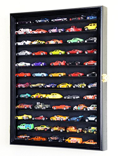 Electric Remote Control Cars >> Hot Wheels Matchbox 1/64 scale Diecast Display Case Cabinet Wall Rack w/UV Protection | Hobby ...