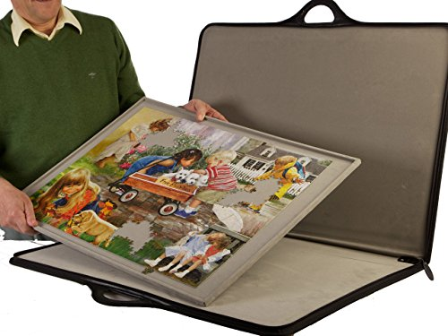 Jigsort 1000 Jigsaw Puzzle Case For Up To 1 000 Pieces From Jigthings Hobby Leisure Mall