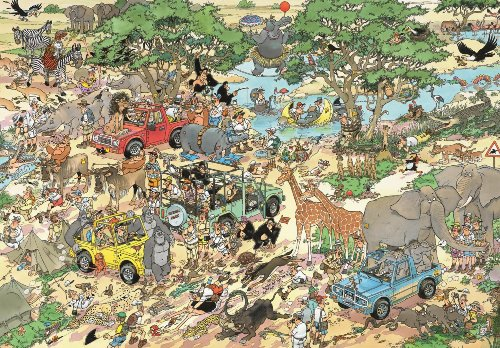 Jumbo-Jan-Van-Haasteren-Safari-Puzzle-3000-Piece-0-0