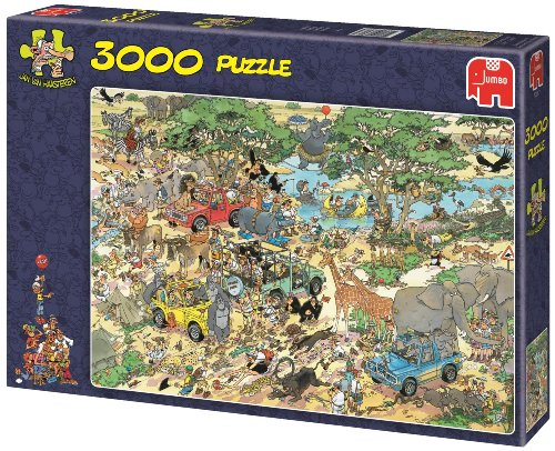Jumbo-Jan-Van-Haasteren-Safari-Puzzle-3000-Piece-0-2