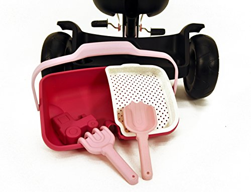Kettler-Happy-Air-Navigator-Stella-Convertible-Tricycle-with-Push-Handle-for-Steering-and-Toy-Sand-Bucket-Toddler-Stroll-and-Ride-Trike-0-1