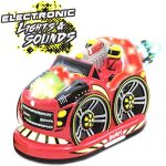 Kid-Galaxy-Remote-Control-Bumper-Cars-RC-2-Player-Game-2-Cars-and-2-Controllers-Included-0-2