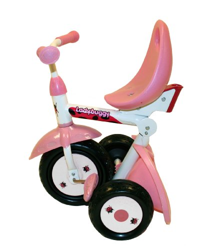 Kiddi-o-by-Kettler-Fold-n-Ride-Trike-with-Adjustable-Seat-LadyBuggy-Youth-Ages-15-0-0