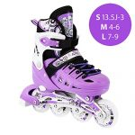 Kids-Adjustable-Inline-Roller-Blade-Skates-Long-Feng-Small-Medium-Large-Sizes-Safe-Durable-Outdoor-Featuring-Illuminating-Front-Wheels-0-1