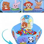 Kids-Ball-Pit-Ball-Tent-Toddler-Ball-Pit-Included-30pcs-Colorful-Balls-with-Basketball-Hoop-for-Toddlers-4Feet120CM-0-1