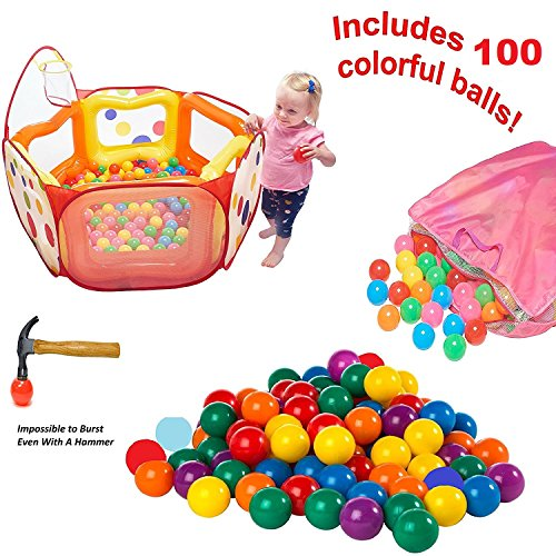 Kids-Ball-Pit-Tent-with-100-Crush-Free-Pit-Balls-Super-Safe-for-Kids-0-1
