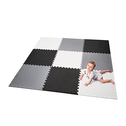 Kids Foam Play Mat Large Puzzle Tiles 36 Square Feet 6