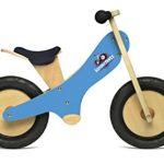Kinderfeets-Chalkboard-Wooden-Balance-Bike-Classic-Kids-Training-No-Pedal-Balance-Bike-0-0