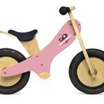 Kinderfeets-Chalkboard-Wooden-Balance-Bike-Classic-Kids-Training-No-Pedal-Balance-Bike-0-1