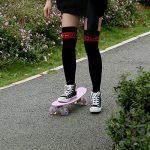 LESHP-Complete-22-Skateboard-Luminous-Skateboard-for-Kids-Boys-Youths-Beginners-and-Best-Gift-0-1