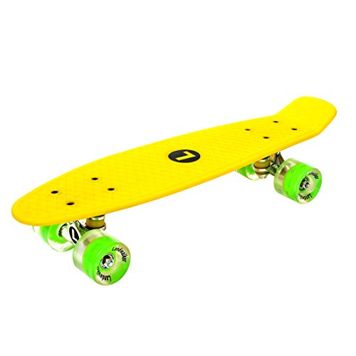 Landwalker-22-Compelete-banana-cruiser-galaxy-skateboard-boys-girls-kids-board-0