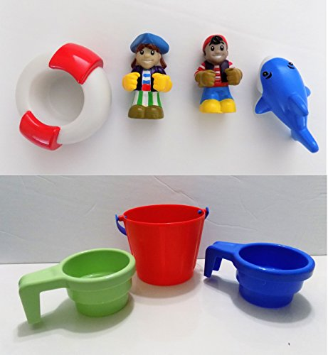 Little Tikes Train Replacement Parts : Little tikes replacement figures bucket parts for