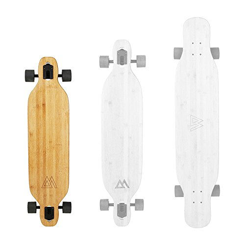 Magneto-Longboards-Bamboo-Longboards-for-Cruising-Carving-Free-Style-Downhill-and-Dancing-0-0