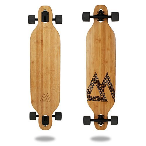Magneto-Longboards-Bamboo-Longboards-for-Cruising-Carving-Free-Style-Downhill-and-Dancing-0-1