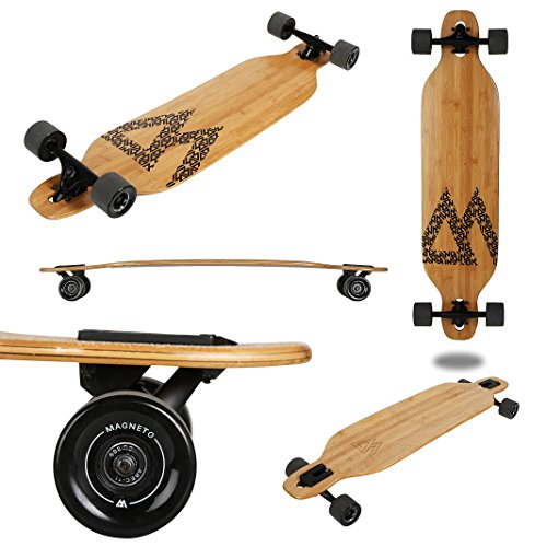 Magneto-Longboards-Bamboo-Longboards-for-Cruising-Carving-Free-Style-Downhill-and-Dancing-0