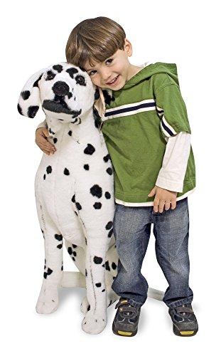 Melissa Doug Giant Dalmatian Lifelike Stuffed Animal Dog Over 2