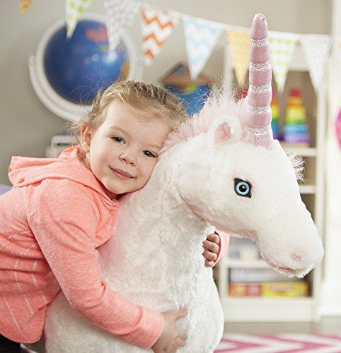 Melissa-Doug-Giant-Unicorn-Stuffed-Animal-0-0