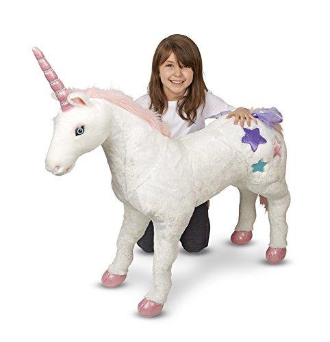 Melissa-Doug-Giant-Unicorn-Stuffed-Animal-0-2