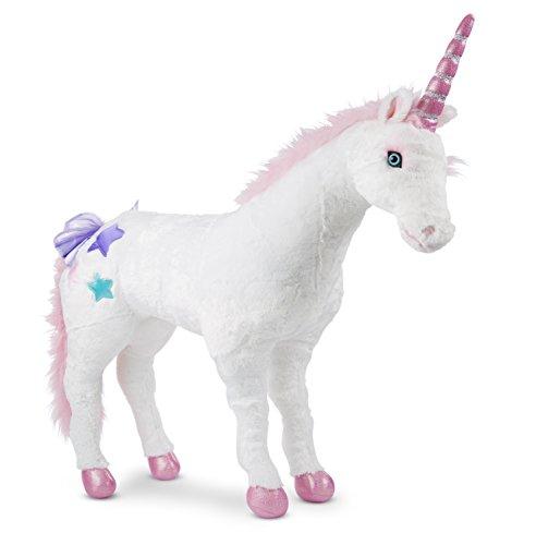 Melissa-Doug-Giant-Unicorn-Stuffed-Animal-0