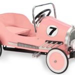 Morgan-Cycle-Pink-Retro-Pedal-Car-0