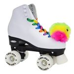 NEW-Epic-Allure-Twilight-High-Top-Quad-Roller-Skates-w-Rainbow-Twilight-LED-Light-Up-Wheels-Pom-Poms-0-0