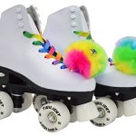 NEW-Epic-Allure-Twilight-High-Top-Quad-Roller-Skates-w-Rainbow-Twilight-LED-Light-Up-Wheels-Pom-Poms-0-2