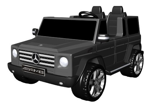 National Products 12V Black Mercedes Benz G-Class Battery