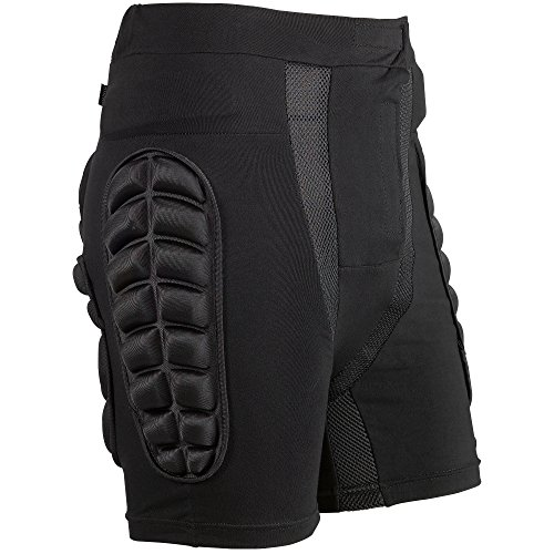 OMID-Padded-Shorts-Breathable-Lightweight-Hip-Butt-EVA-Protective-Gear-Guard-Pants-for-Motorcross-Cycling-Skiing-for-Men-Women-0-0
