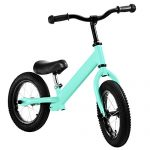 OMorc-Sports-Balance-Bike-Mini-Balance-Bike-for-Kids-from-18-Month-to-5-Years-Old-Adjustable-Seat-and-Handlebar-Durable-Bearing-and-Frame-Soft-Cushion-Seat-Blue-0